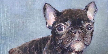 Pet Portraits - Beginner tickets