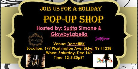2019 Holiday Pop-Up Shop! tickets