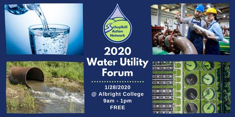 2020 Water Utility Forum tickets