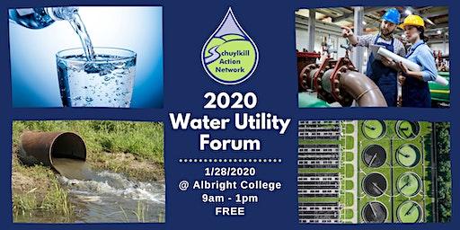 2020 Water Utility Forum