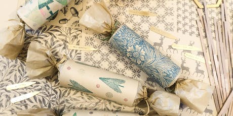 Plastic Free, Planet Friendly Christmas Cracker Workshop! tickets