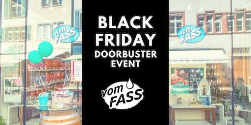 Black Friday Doorbuster!