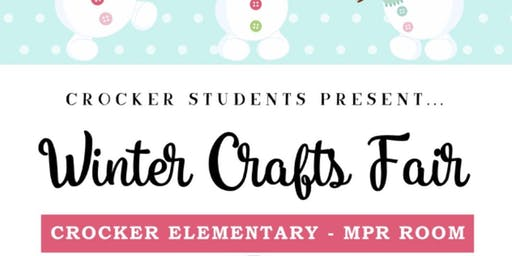 Crocker Craft Fair