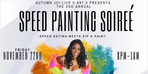 2nd Annual Speed Painting Soiree
