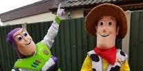 Breakfast with the Toy Story Crew - Forney