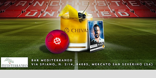 CHIVAS SOUR LEAGUE - BAR MEDITERRANEO