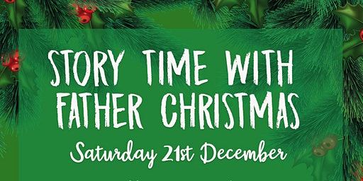 Story time with Father Christmas at Mill View Garden Centre