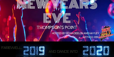 NYE at Thompson's Point tickets