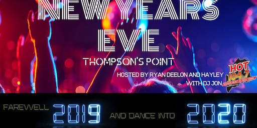 NYE at Thompson's Point