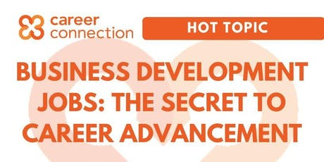 Business Development Jobs: The Secret to Career Success tickets