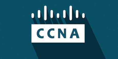 Cisco CCNA Certification Class   Boston, Massachusetts tickets