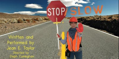 BAC & Hogfish Present: Stop/Slow by Jean E. Taylor