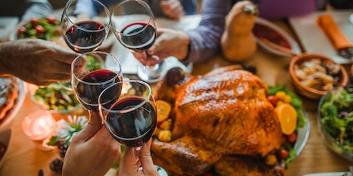 Turkey Day Inspiration Wine Dinner