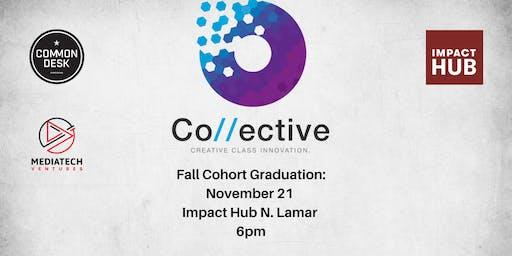 Collective Fall Cohort Graduation