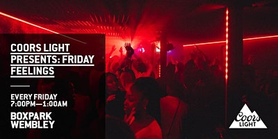 Coors Light presents: Friday Feelings!