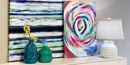 Stripes Workshop with Carolyn Mackin