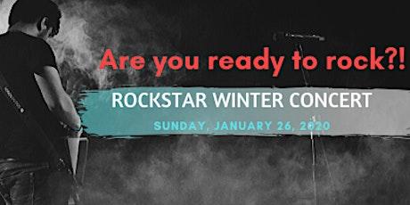 Rockstar Music Winter Concert 2020 tickets