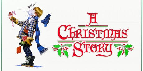 A Christmas Story (1983) w. Pre-Show Holiday Sing-Along feat. Katy Vernon tickets