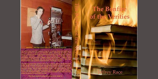 Sneak Peek into forthcoming book 'The Bonfire of the Verities'
