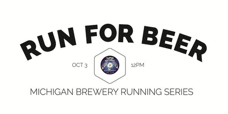 Supernatural 5K - Michigan Brewery Running Series tickets