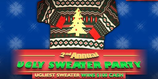 2nd Annual Ugly Sweater Party