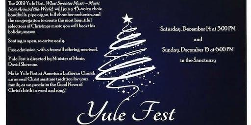 Yule Fest