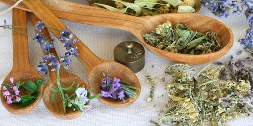 Herbs for Stress Relief w/ Artemisia Academy