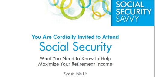 Social Security Savvy