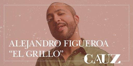 """Alejandro Figueroa """"El grillo"""""""