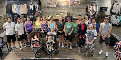 November New Balance Overland Park Running Club
