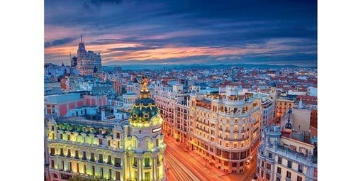 The Secrets of Old Madrid (12-24-2019 starts at 3:00 PM)