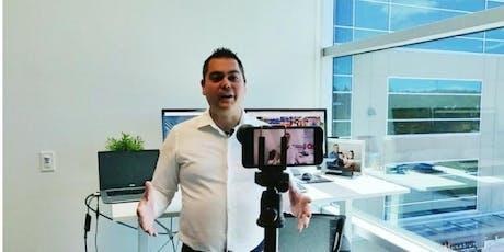 Video Bootcamp with Joe Pratap tickets