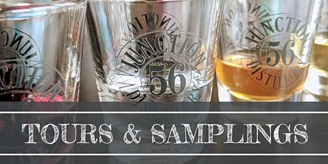 Private Tour: Junction 56 Distillery tickets