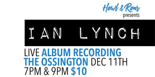 Howl & Roar presents Ian Lynch