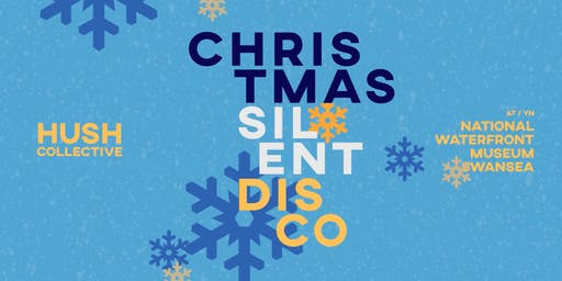 Christmas Silent Disco at The Waterfront Music - Swansea