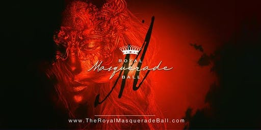 5TH YEAR - The Royal Masquerade Ball - New Years Eve 2020