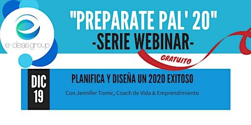 Planifica y Diseña un 2020 exitoso