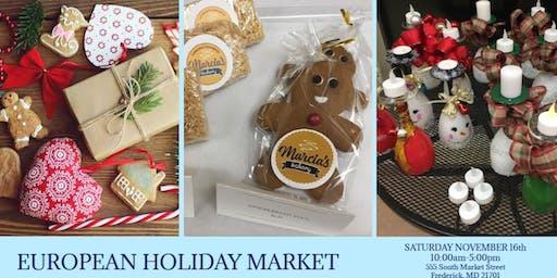The Arc's European Holiday Market