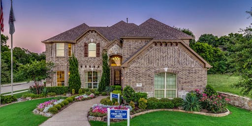 First Texas New Home Tour & Purchase Workshop
