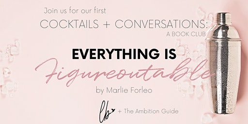 Cocktails and Conversations: A Book Club