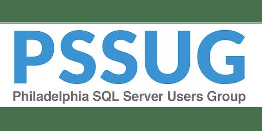 November 2019 PSSUG Meeting