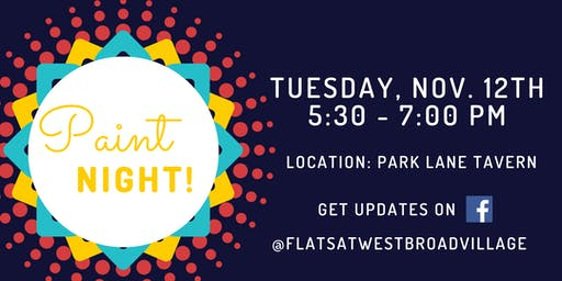 Paint Night - The Flats at WBV