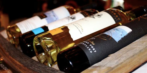 Christmas Village Wine Tasting in cooperation with Boordy Vineyards