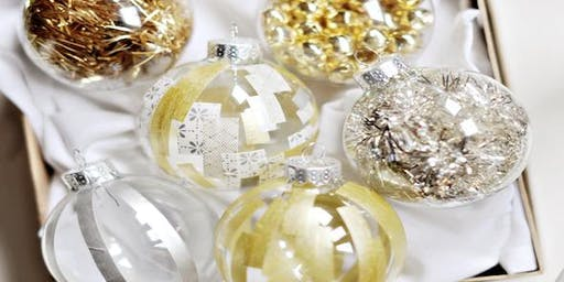 Merry Making: DIY Ornaments - San Francisco Union Square