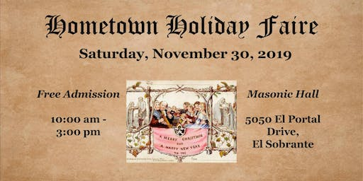 Hometown Holiday Faire