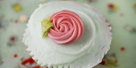 Intermediate Cupcake Decorating tickets