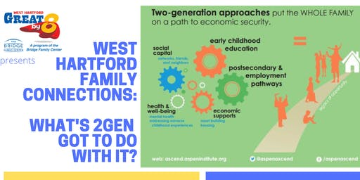 West Hartford Family Connections: What's 2Gen got to do with it?