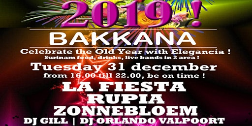 Elegancia Bakkana Owru Yari Party 2019 (Oudjaars Middag Party)