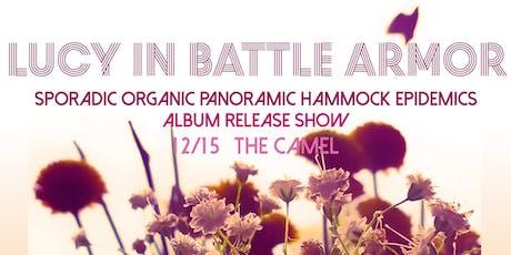 Lucy In Battle Armor Album Release Show w/ JJ Speaks, Retrosphere, kristeva tickets