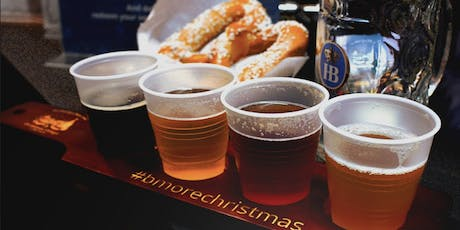 Christmas Village Beer Tasting in cooperation with Hofbräu Beers from Munich, Germany tickets